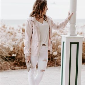 Jackets & Blazers - Blush pink jacket